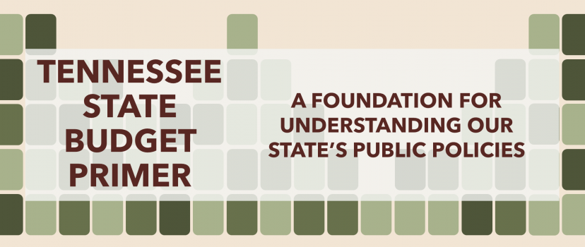 Tennessee State Budget Primer