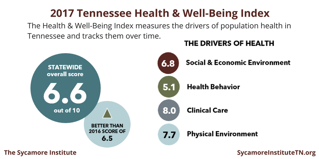 2017 Tennessee Health & Well-Being Index Topline