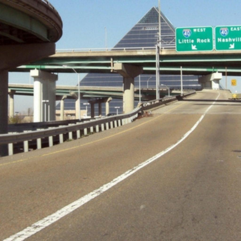 Memphis Highway header