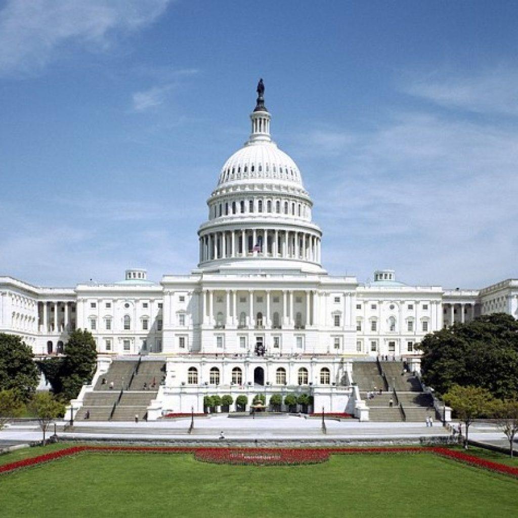 U.S. Capitol west front