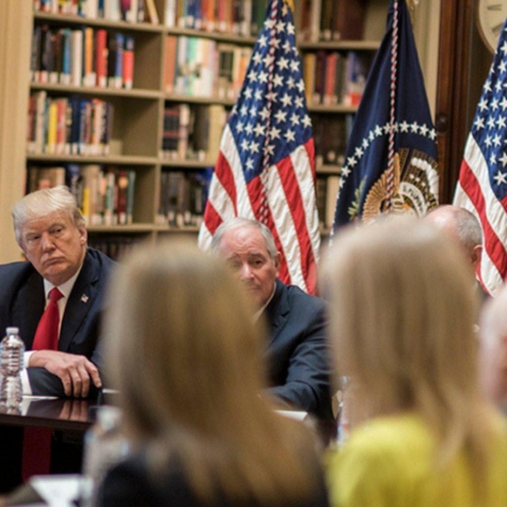 Trump April 11, 2017