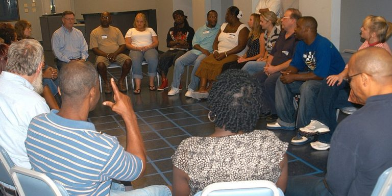 Community Building Workshop in Chattanooga
