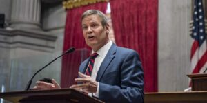 Gov. Bill Lee in House Chamber