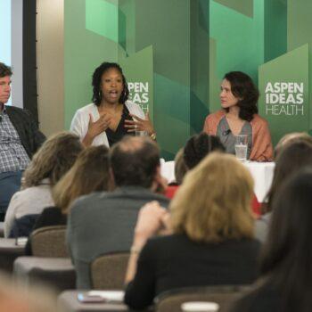 Aspen Ideas Panel on Medical Debt