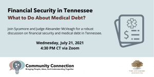 Financial Security Series - Medical Debt in Tennessee