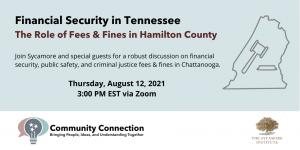 Financial Security in Tennessee - Hamilton County Invite