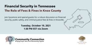 _Financial Security in Tennessee - Knox County Invite