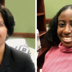 Meet Our Spring 2019 Interns: Carlissa and Megha