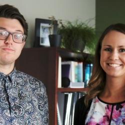 Meet Our Summer 2018 Interns: Nick and Lauren