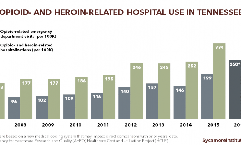 The Opioid Epidemic in Tennessee: 2018 Update on Indicators of Progress