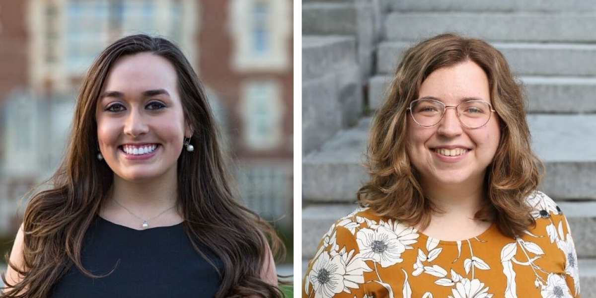 Meet Our Summer 2020 Interns: Morgan and Lauren