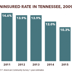 Tennessee's Uninsured in 2017